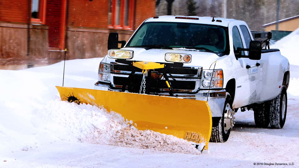 HD2™ Snowplow