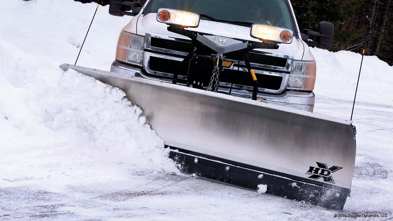HDX™ Snowplow