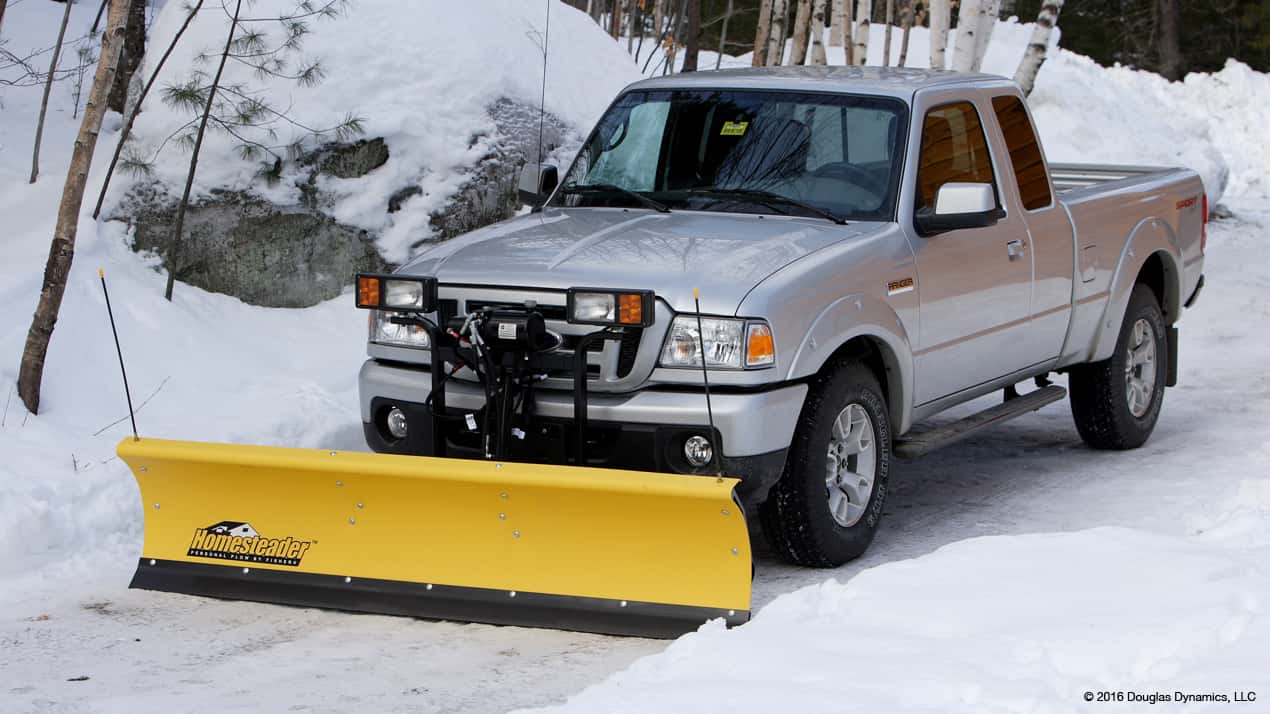 Homesteader™ Personal Plow