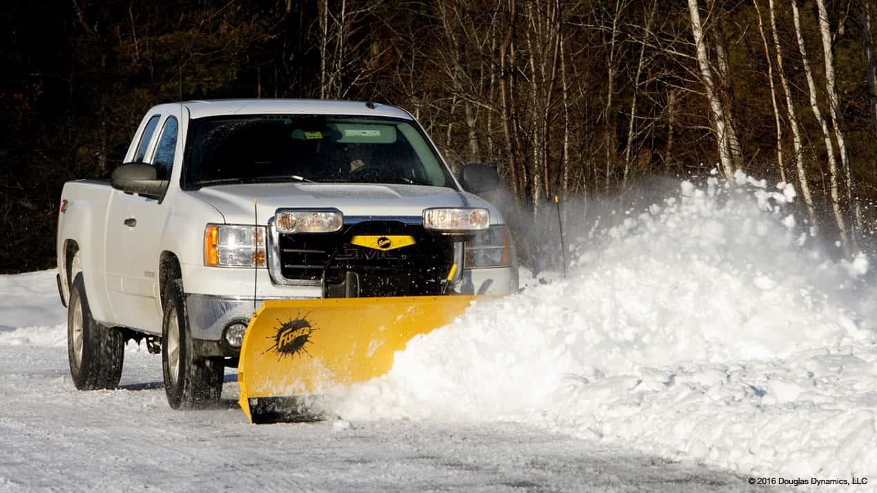 HT Series™ Half-Ton Snowplow