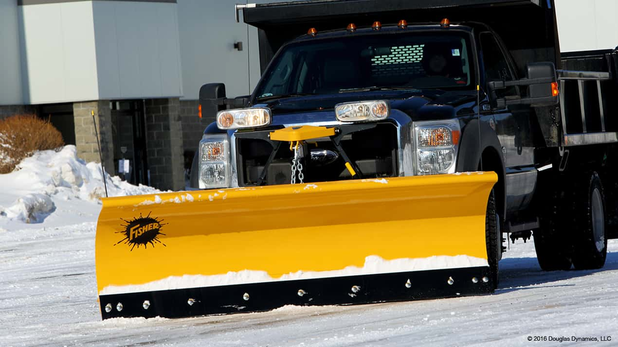 MC Series Snowplow