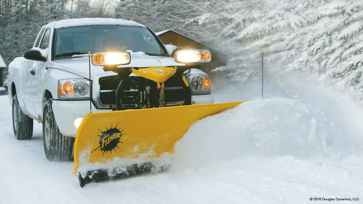 SD Series Snowplow