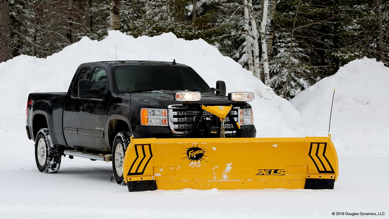 XLS™ Expandable Wing Snowplow